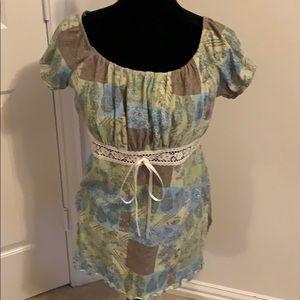 Woman's CATO Blouse Size XL